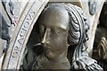 SK2168 : Manners daughter, memorial, All Saints' church, Bakewell by J.Hannan-Briggs