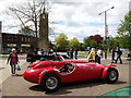 SP2871 : Kenilworth Supercar Sunday 2012 by John Brightley