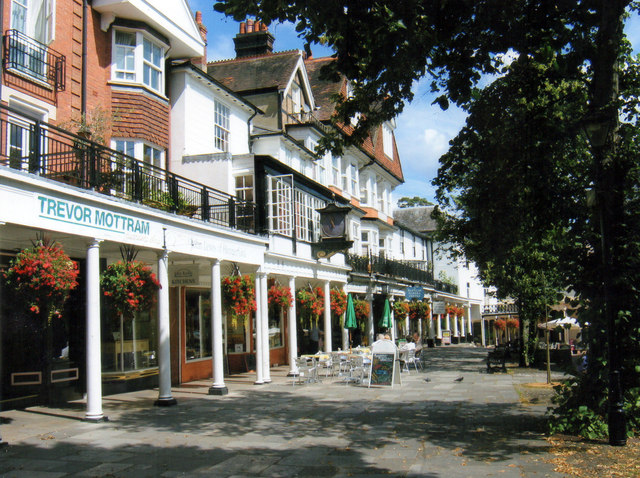 The Pantiles, Royal Tunbridge Wells