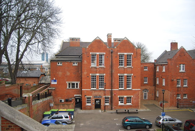 Jellicoe Building, Universities at Medway