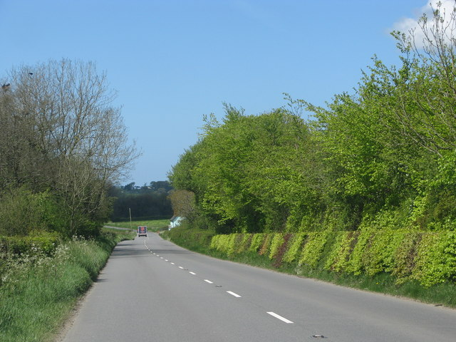 Road to Stag's Head