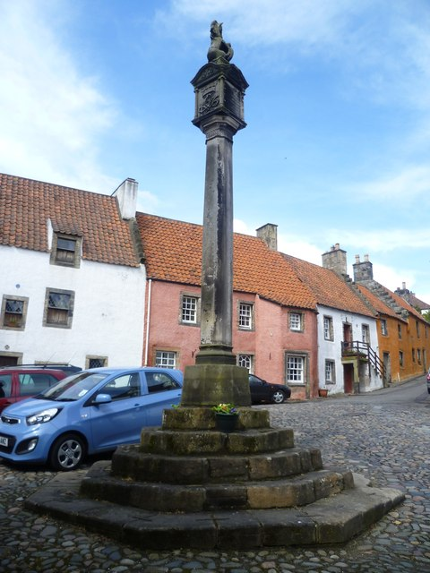 The Cross at Culross