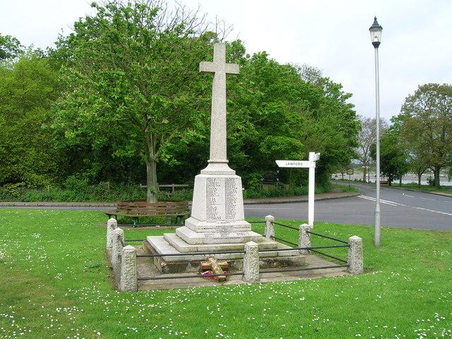 Mistley War Memorial