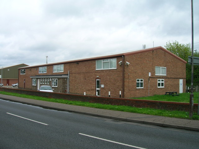 Industrial unit, Station Road, Manningtree