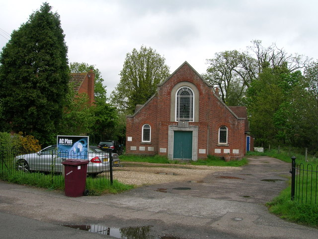The Old Methodist Church, East Bergholt