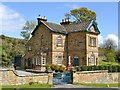 SK2469 : &quot;Rock Villa&quot;, Edensor by Neil Theasby