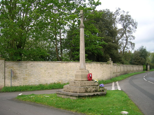 War Memorial, East Bergholt