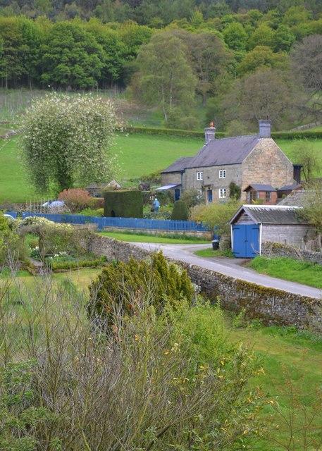 Calton Lees farmhouse