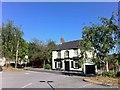 SE3902 : The George, Wombwell by Steve  Fareham