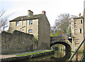SD9851 : Mill Bridge, Skipton by Pauline Eccles