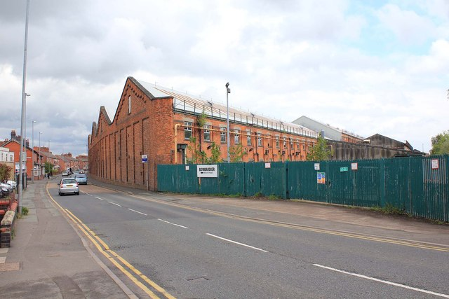Crewe Works, West Street