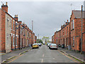 SJ6856 : Hulme Street by David P Howard