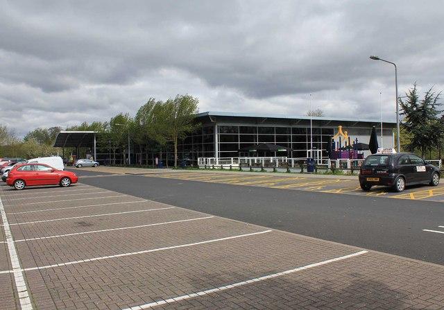 Hopwood Park Services M42 Junction 2