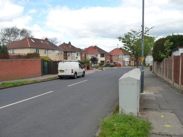 Parkdale Road, Birmingham 26