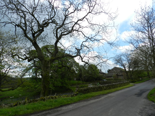 Midgleygate, a house in rural Cheshire