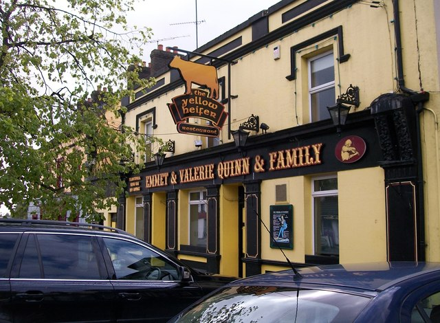 The Yellow Heifer Public House, Camlough