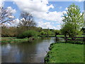 TM0733 : River Stour at Flatford by PAUL FARMER