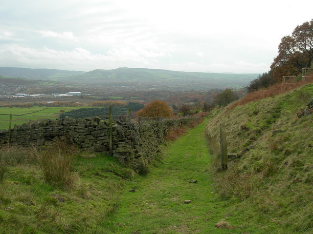 Tameside Trail/Pennine Bridleway
