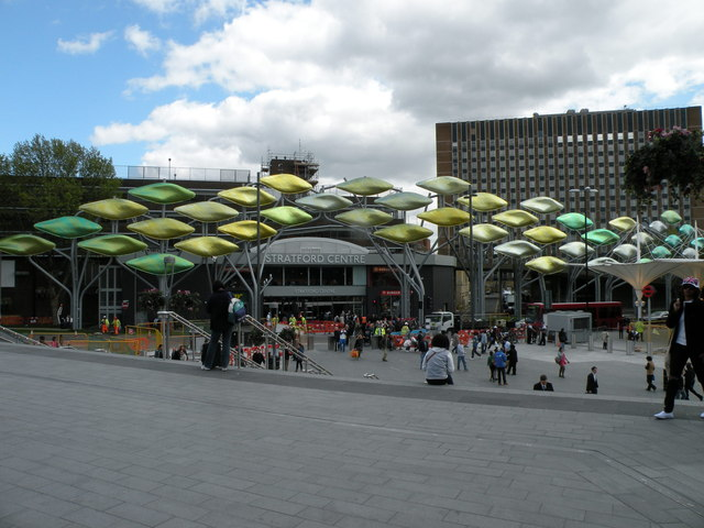 The Shoal, Stratford Centre