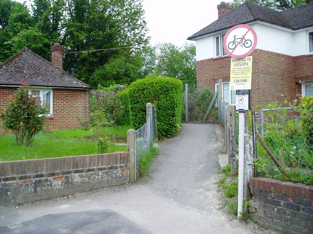 Path to allotments