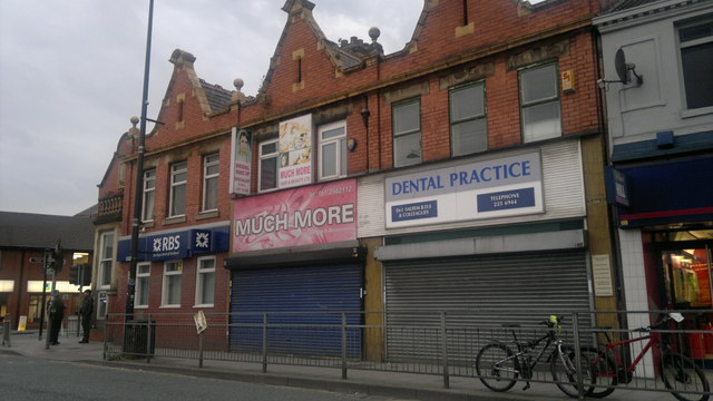 Businesses in Levenshulme