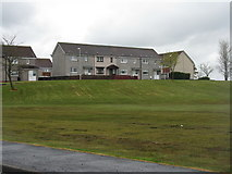 NS8859 : Garten Drive, off Tulloch Road by M J Richardson