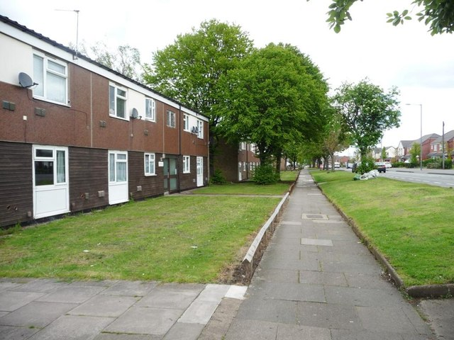 Flats on Radleys Walk