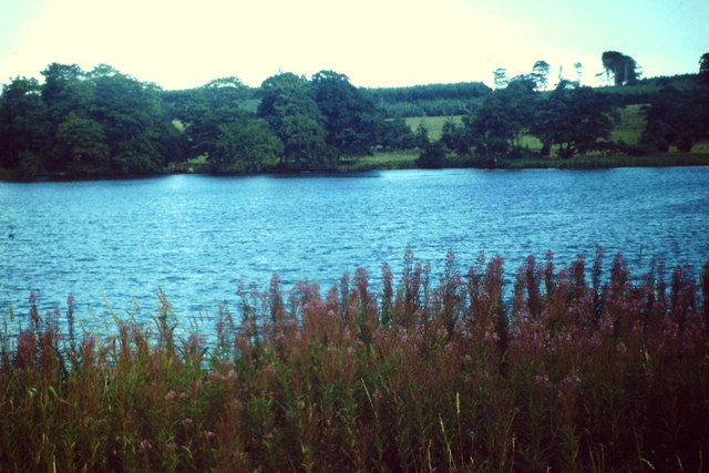 Haddo, The Lake