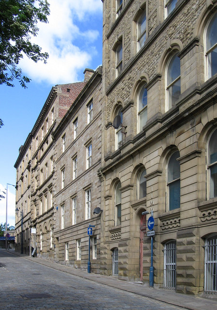 Dewsbury - offices on Bond Street
