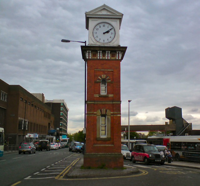 Altrincham Clock Tower
