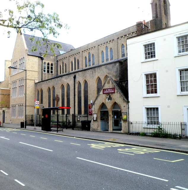 St Paul's Church Centre, Marylebone