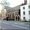 TQ2782 : St Paul's Church Centre, Marylebone by Jaggery