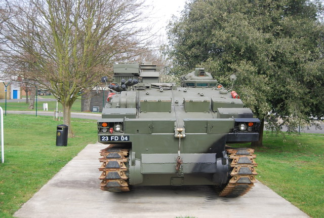 Tank, Royal Engineers Museum