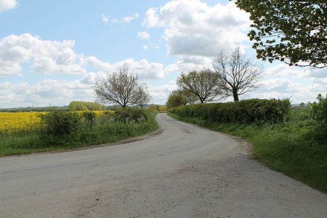 Road to Marlborough Farm