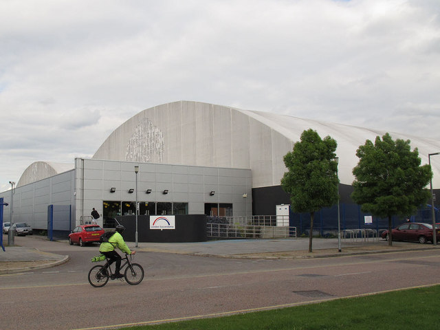 The London Soccerdome