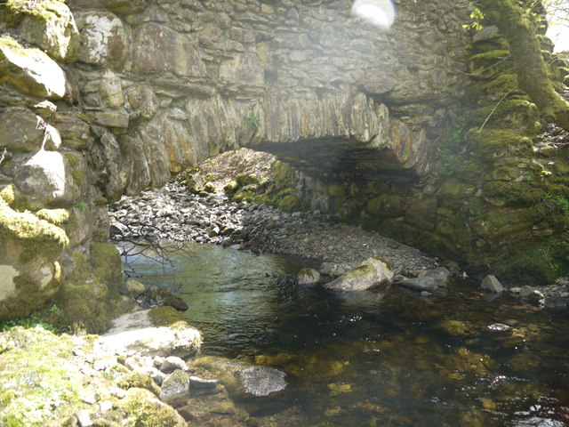 Bridge over Afon Celynog