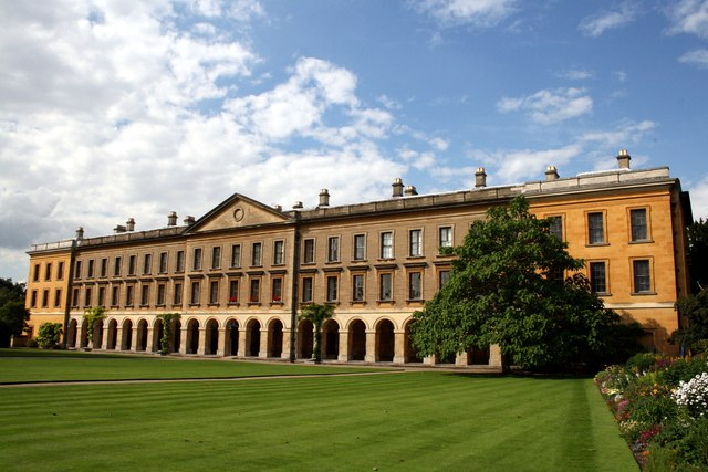 The New Building, Magdalen College, Oxford