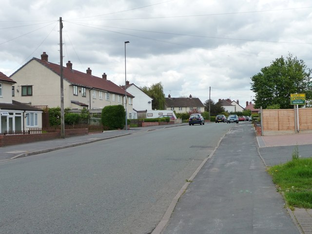 Houses on Mackadown Lane