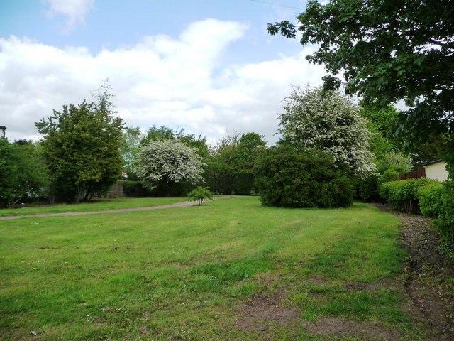 Open space, east of Mackadown Lane