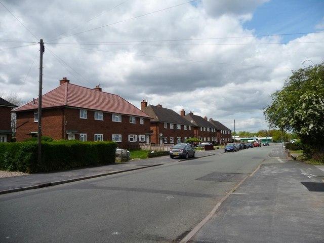 Asymmetric semis, Mackadown Lane