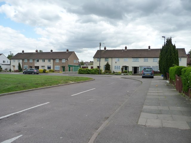 Houses in Gressel Lane