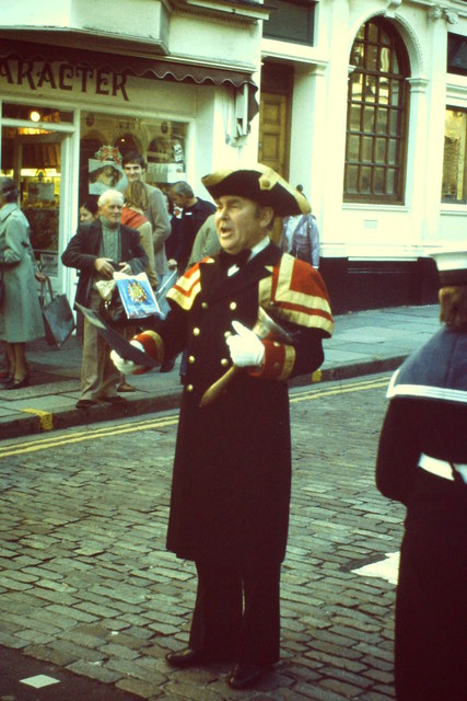 Guildford Town Crier