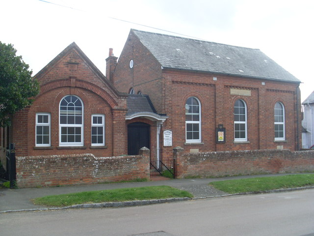 Stone Methodist Church, Bucks