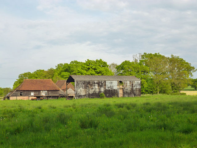 Barns, Blackbrook Farm