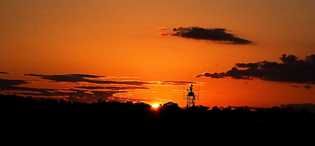 Radar Sunset