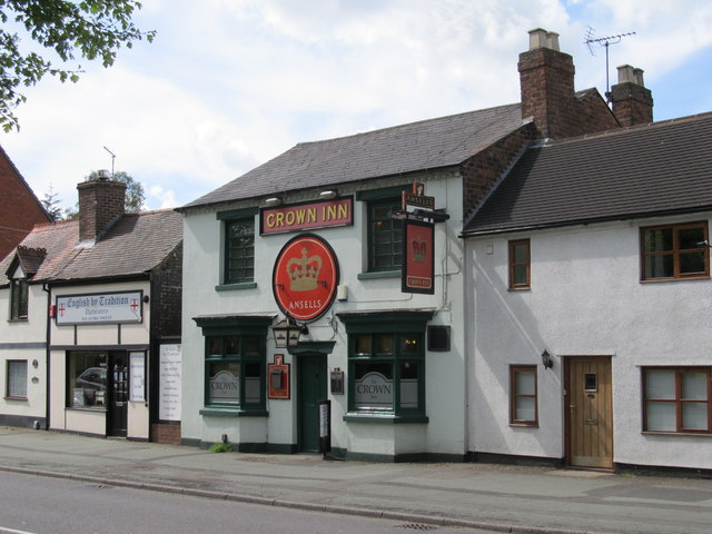 The Crown Public House, Old Swinford