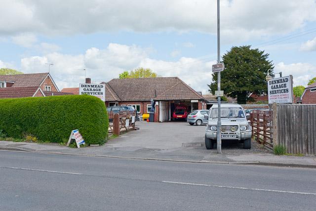 Denmead Garage Service, Hambledon Road