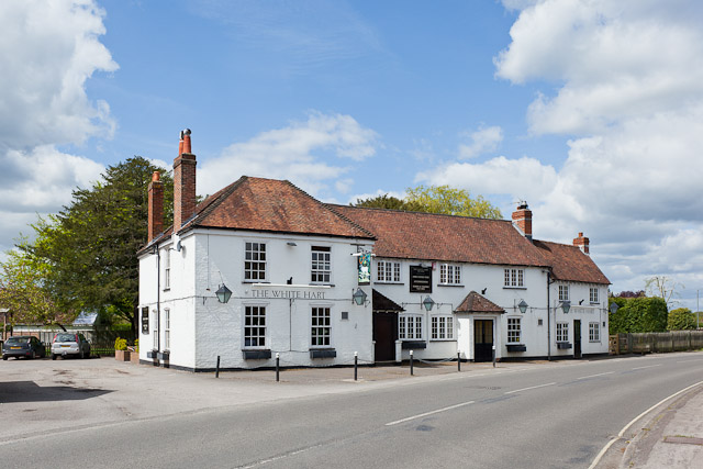 The White Hart pub, Hambledon Road