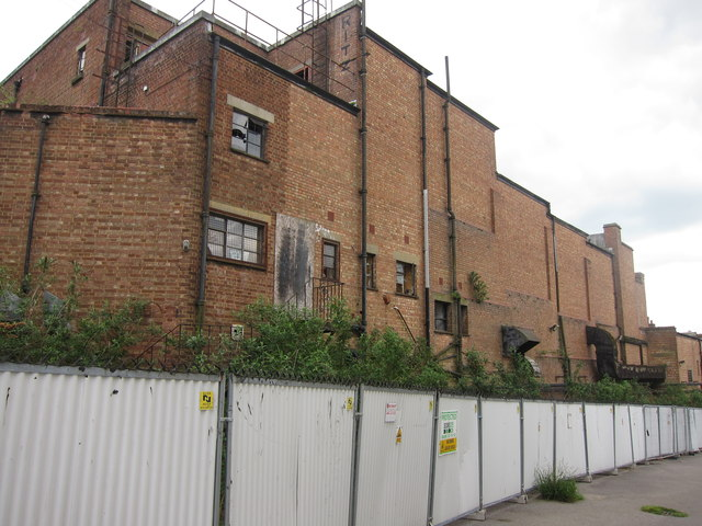 Old cinema site