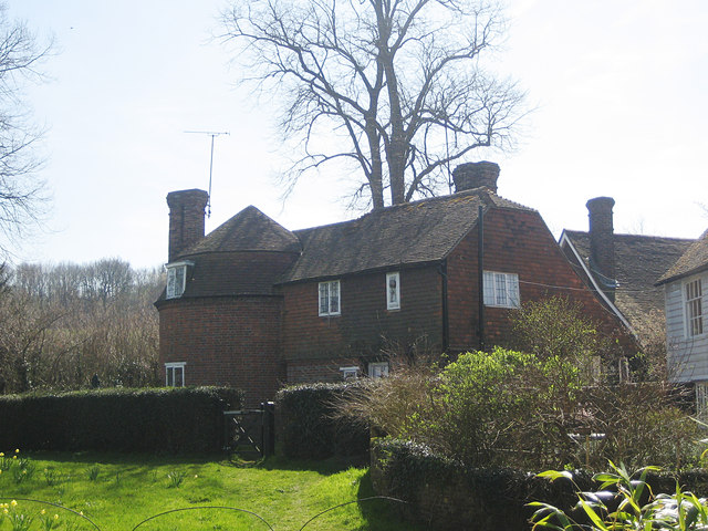 The Oast House, Batemans Lane, Burwash